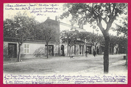 CPA Algérie - Batna - L'Hôtel Continental - Batna