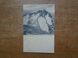 Le Mont Perdu ,vu Du Cylindre - France