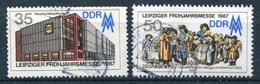 DDR Michel-Nr. 3080-3081 Gestempelt Tagesstempel - Usati