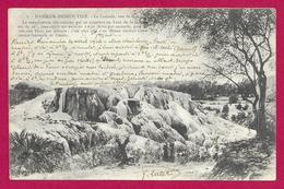 CPA Algérie - Hammam Meskoutine - Hammam Meskhoutine - La Cascade - Algeria