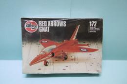 Airfix - AVION RED ARROWS GNAT RAF XR955 Maquette Plastique Réf. 9 61036 Neuf NBO 1/72 - Avions