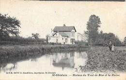 St-Ghislain NA24: Maison Du Vent De Bise Et La Haine - Saint-Ghislain