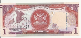 TRINIDAD ET TOBAGO 1 DOLLAR 2006(2017) UNC P 46 C - Trinidad & Tobago