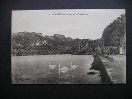 Annecy-Le Lac Et La Tournette 1931 - Rhône-Alpes