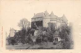 Sainte Mondane      24           Château De Fénelon            (voir Scan) - France