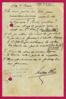 Note De Service Sur Carte Postale - Algérie - Orphelinat Protestant De Dély Ibrahim - Année 1905 - Andere Steden