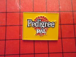 1218A Pins Pin's / Rare & De Belle Qualité  THEME : ALIMENTATION / PEDIGREE PAL - Food