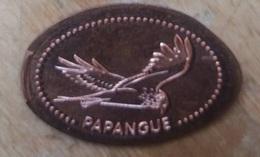 La Réunion - Cilaos - Pièces écrasées (Elongated Coins)