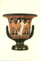 Athens (Atene, Grecia) National Archeological Museum, Kabeiric Vase, Vase Cabeirique, Vaso Cabeirico - Grecia