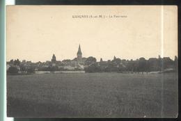 CPA  Guignes - Le Panorama - Non Circulée - France