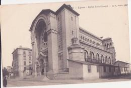 CPA - 94.  LYON - Eglise St Joseph - Lyon 1