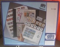 I.D. - Feuilles GARANT - 6 BANDES Fond Transparent - REF. 826 (5) - Albums & Reliures