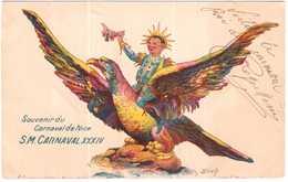 CPA ALPES MARITIMES.NICE.S.M CARNAVAL XXXIV.ILLUSTRATEUR JARNACH - Carnaval