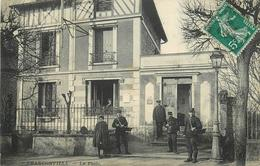 FRANCONVILLE -  La Poste. - Poste & Facteurs