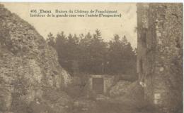 Theux - 408 - Ruines Du Château De Franchimont - Edition Hayet-Faymonville - 1932 - Theux