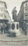 Brussel - Bruxelles - Monument Gabrielle Petit Fusillée 1-4-1916 - Photo F. Mat - Monuments, édifices