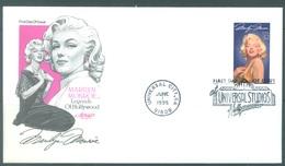 USA - 1.6.1995 - FDC - MARILYN MONROE - Yv 2342 Mi 2570 Sc 2967 - Lot 18988 - Ersttagsbelege (FDC)