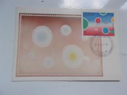 FRANCE (1982) FOLON - Maximumkaarten