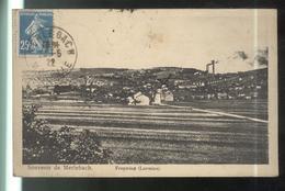 CPA  Merlebach - Freyming - Circulée 1922 - France