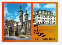 SPORT - SCHACH - XII Senioren Schach Weltmeisterschaft, Naumburg 2002 - Schach