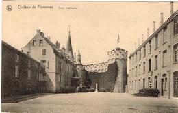 CPA - Florennes - Château De Florennes - Cour Intérieure - Nels - Florennes