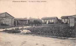 55 - Fresnes-en-Woëvre - Un Coin Du Village Provisoire - Belle Animation - France