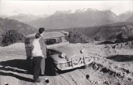 FOTOGRAFIA - FOTO D' EPOCA -  ARGENTINA - ANDE  - MISSIONARI CON LA CITROEN - ANNO. 1967 - Argentina
