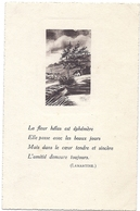 Cpa- Lot De 8 Cartes  _ Pensees De Lamartine-Victor Hugo- Th.Gauthier - Lacordaire - Filosofia & Pensatori