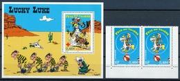 BL 31 - 3686 Lucky Luk  Postfrisch/** - Unused Stamps