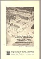 L'Hôpital-Hospice De Niort Durant La 2ème Guerre Mondiale (1939-1945) à Travers Les Délibérations De Sa Commission Admin - Poitou-Charentes