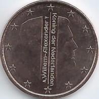 Nederland  2019   5 Cent  Deze Munt Komt Uit De BU-coffret En Is Zeer Zeldzaam-extréme Rare  !! - Pays-Bas