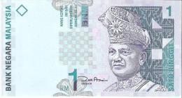Malaysia - Pick 39b - 1 Ringgit 1998 - Unc - Malesia