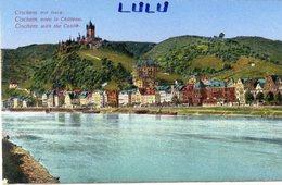 ALLEMAGNE : Cochem Mit Burg - Cochem