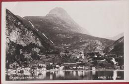 Norway Norge Norvege Merok Geiranger 1933 Fotokaart Photo Card Noorwegen (In Very Good Condition) - Norvège