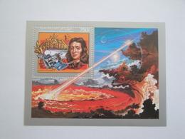 1988 Comores Yv BF 52 ** MNH  Espace -  Comète Halley  Cote  10.00 €  Michel B 262  Scott C193 - Comores (1975-...)