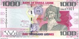 Sierra Leone - Pick 30 - 1000 Leones 2010 - Unc - Sierra Leone