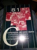81 Compagnie De Notre Dame, Compania De Maria, Company Of Mary, Compagnia Di Maria - Religion