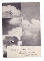 SOUTH AFRICA - UFO, Drakensgebirge, 4 Photos, 1956 - Südafrika