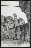 CPA 12 - Roquefort, Les Baragnaudes - AP - Roquefort