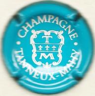Tanneux - Mahy N°9j, Turquoise & Blanc - Non Classés