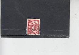 ROMANIA 1960 - Yvert  1695 - Industria Tessile - Tessili
