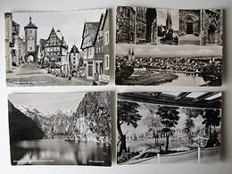 DEUTSCHLAND - ALLEMAGNE - Lot 61 - Lot De 100 Cartes Postales Différentes - 100 - 499 Cartes