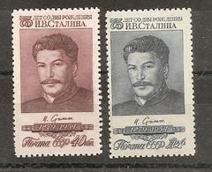 Russia Russie Russland Soviet  1954  Stalin MNH - 1923-1991 URSS