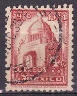 Messico, 1934/40 - 4c Arch Of The Revolution - Nr.709 Usato° - Messico