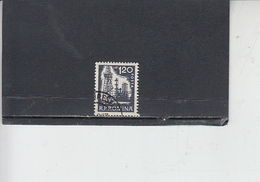 ROMANIA 1960 - Yvert  1702 - Industria Metallica - Fabbriche E Imprese