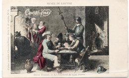 Chocolat VINAY - Cartes A Jouer - Le Reniement De Saint Pierre    (111604) - Publicité