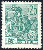 581 Fünfjahrplan 25 Pf ** - DDR