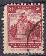 Messico, 1934/40 - 30c Monument To The Heroic Cadets - Nr.716 Usato° - Messico