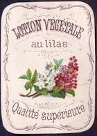 PRINT From J. STERN BERLIN - LOTION  VEGETALE  LILAS-  Cc 1910/5 - Perfumed Bears