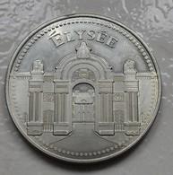 2012 - France – Médaille - Medal - Elysée – Présidents De La Vè République - France